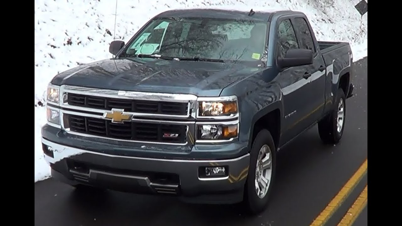 All Chevy 2014 chevy : 2014 Chevy Silverado 1500 LT Double Cab; Real Test Drive: Sam K ...