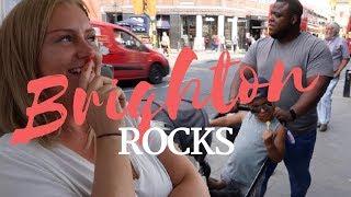 BRIGHTON ROCKS | DAILY VLOG