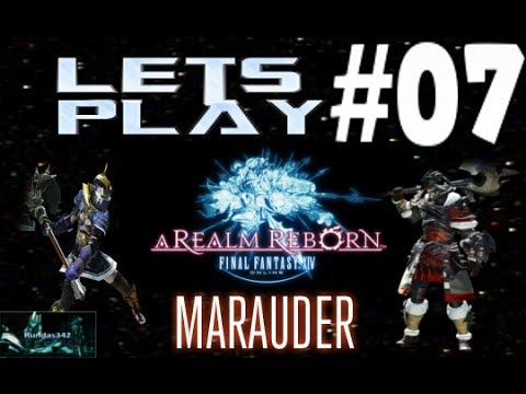 Lets play Final Fantasy 14 A Realm Reborn Part 7  (As HE-MAN with a little Thals Balls)