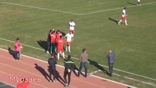Два гола Мурзаева и красивый финт и гол Шарипова в чемпионате Турции