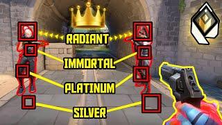 THE POWER OF RADÏANT AIM #11 - VALORANT