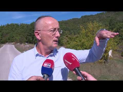 Ubijen migrant \ Bileca (BN TV 2019) HD