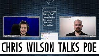 Ziz interviews Chris Wilson, Managing Director of Path of Exiles' G...