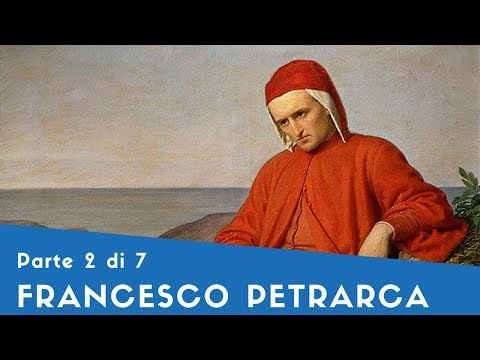 "Francesco Petrarca - Parte II (""Africa"", ""De viris illustribus"", epistole, incoronazione poetica)"