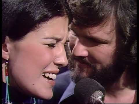Download Kris Kristofferson and Rita Coolidge Help me make it through the night live 1972