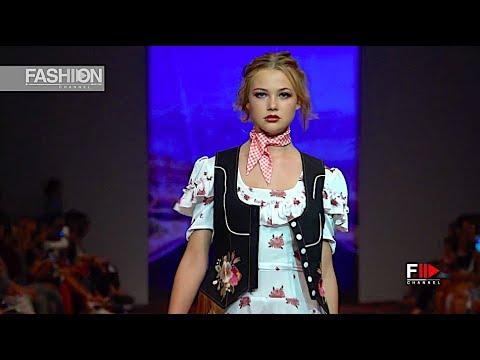 DARJA DONEZZ Spring Summer 2019 Ukrainian FW - Fashion Channel