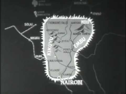 Kenya - Mau Mau Uprising