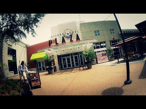 Tampa International Plaza Mall Florida.