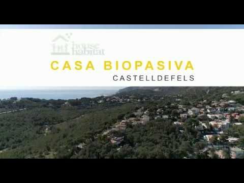 House Habitat vivienda biopasiva Castelldefels