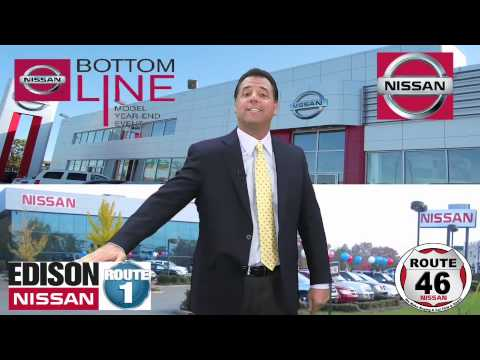 Edison Nissan and Automall 2 locations August 2013 - YouTube