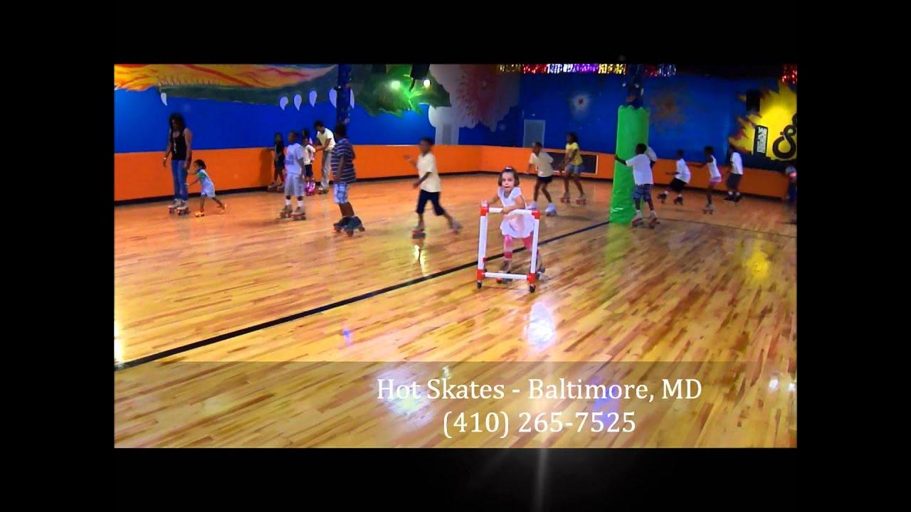 Roller skating rink in maryland - Skate Mates At Hot Skates In Baltimore