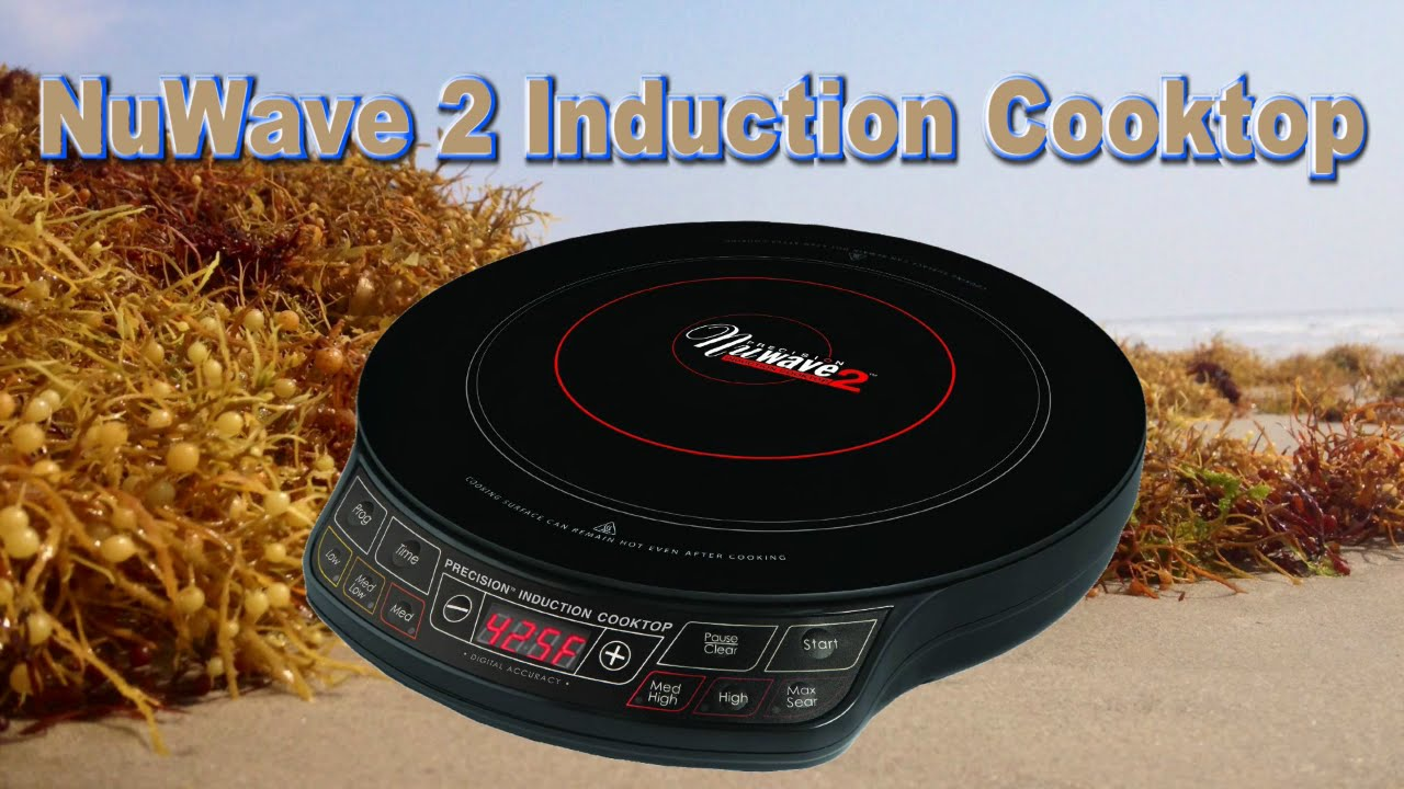 Unboxing Of Nuwave 2 Induction Cooktop