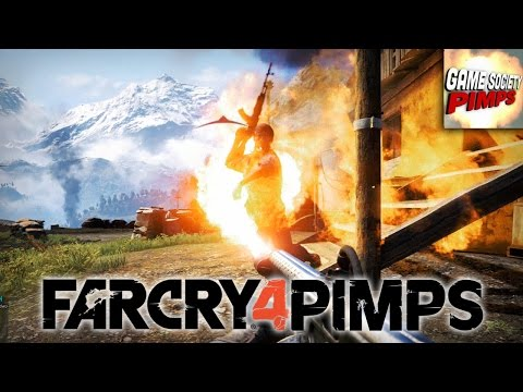 Gliders Give Me Low Self-Esteem - Far Cry 4 Pimps (E007) - GameSocietyPimps