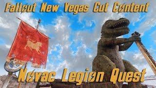Cut Content Novac Legion Quest - Fallout New Vegas
