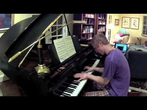 The Legend of Zelda Main Theme - Piano Cover + Sheet Music