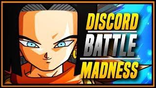 DBFZ ➤ Axeice New Team Battles Ajax_Fidelity  [ Dragon Ball FighterZ ]