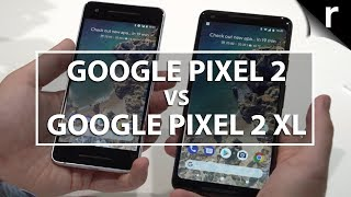 Google Pixel 2 vs Google Pixel 2 XL: What's the difference?