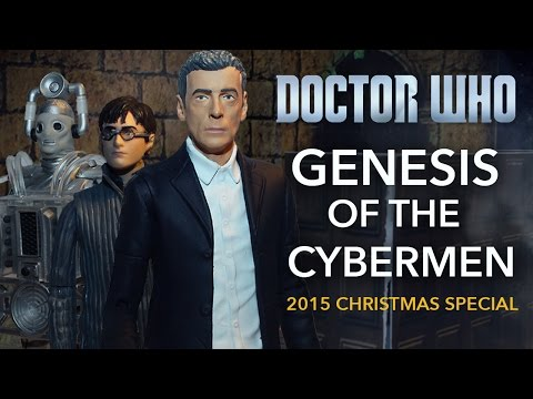 Doctor Who FA: Genesis of the Cybermen | Christmas Special 2015