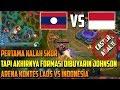 Johnson Buyarkan Formasi Laos!! Yang Menang Skor Di Awal Game Arena Kontes Laos VS INA Caster Abal