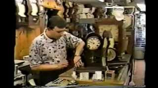How To Set Up Your Clock:  Instructions For Fixing, Setting & Winding Up Your Clock