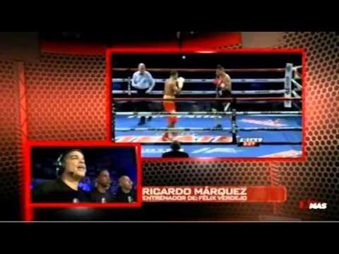 Felix Verdejo vs Juan Santiago 22 03 2014