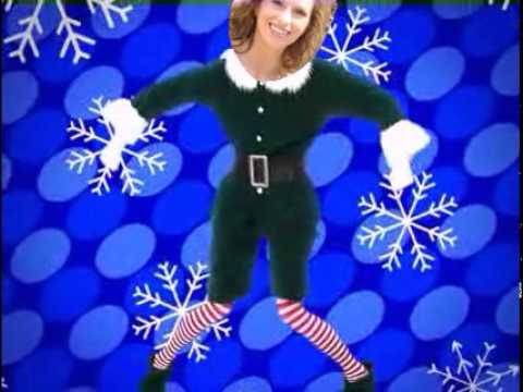 julie nichole elf dancing