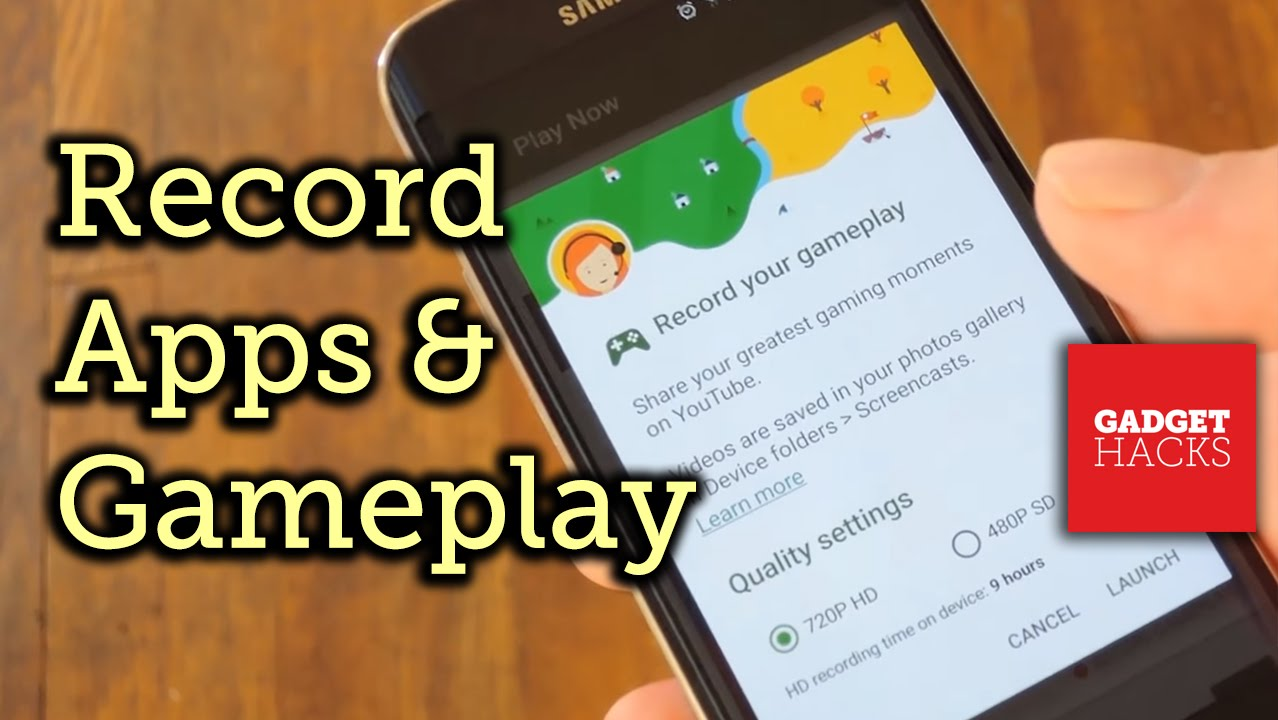 Record Gameplay on Android with Google Play Games [How-To ...