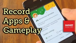 Record Gameplay On Android With Google Play Games [how To]