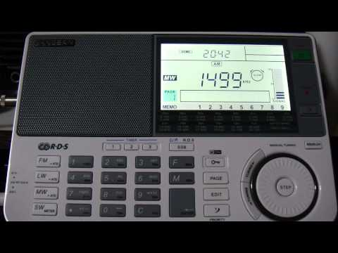 ESPN Radio, KHKA-Honolulu 1500kHz (22 Feb 2012 1142UTC)