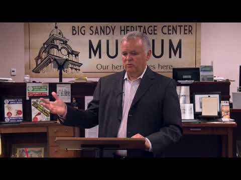 Big Sandy Heritage Museum Lecture Series - The Hatfields & The McCoys
