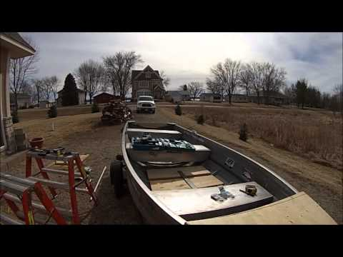 1962 Seaking 12 ft aluminum boat restoration & customization with 1973 Seaking 6 hp outboard from YouTube · High Definition · Duration:  19 minutes 55 seconds  · 92.000+ views · uploaded on 03.11.2012 · uploaded by danutdlp