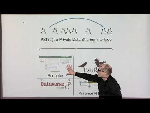 Discovery, Replication and Reuse of Sensitive Scientific Data with PSI