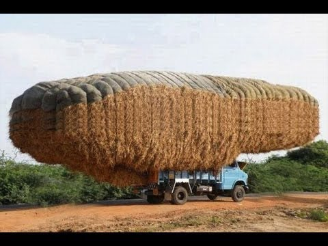 Unbelievable Crazy Amazing Agriculture Heavy Equipment
