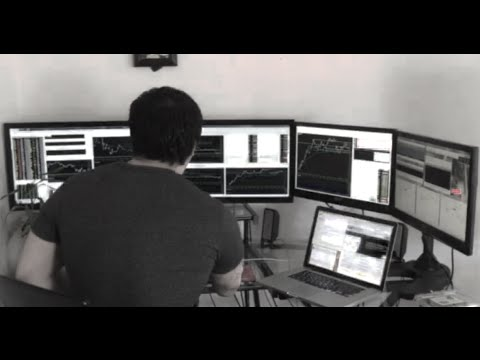 23 Yr old Trader makes $700,000 in 2014 - DerrickJL Interview