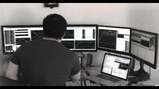 23 Yr old Trader makes $700,000 in 2014 - DerrickJL Interview