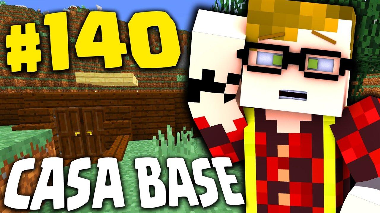 Minecraft la casa base di st3pny 140 youtube - La casa de la manpara ...