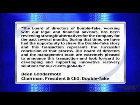 News Update: Double-Take Software, Inc. to be Acquired by Vision Solutions