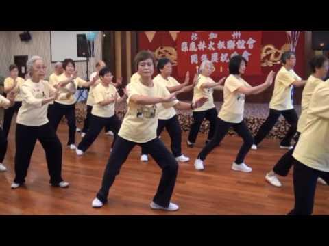 Tai Chi 24 Forms 二十四式 太極拳
