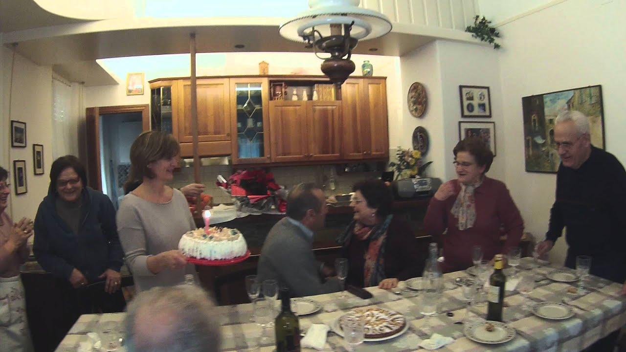 Ben noto Un compleanno speciale per gli 80 anni della mamma con festa a  IR59