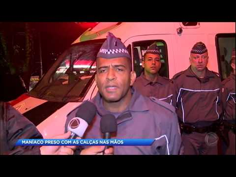 Mulher é salva pelo patrão ao ser atacada por maníaco em São Paulo