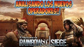 RAINBOW SIX: Nuevos Operadores Revelacion - Comentarios En Español y Opiniones