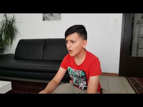 'Dancing on my own' | Cover song | Abobaker Rahman (Abu)