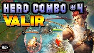 Video VALIR GUIDE COMBO - HERO COMBO #4 - HOW TO PLAY VALIR download MP3, 3GP, MP4, WEBM, AVI, FLV September 2018