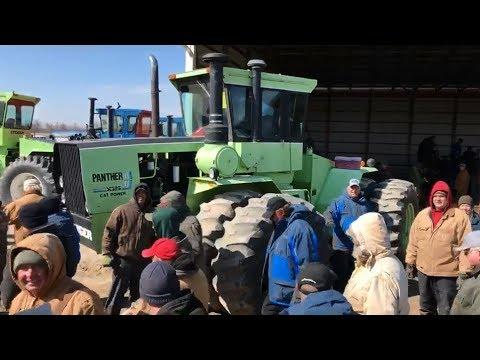 (8) Steiger Tractors Sold on Recent Farm Auctions