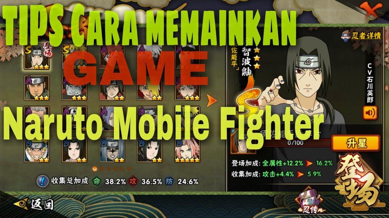 Naruto mobile fighter apk 2019 | Naruto Mobile Fighter MOD