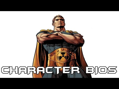 Character Bios: Hyperion (Marvel NOW!)