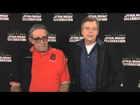 Star Wars: The Force Awakens - Interview with Luke Skywalker and Chewbacca