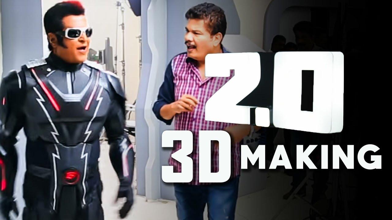 Making of 2.0 - 3D Featurette Breakdown | Rajinikanth, Akshay Kumar ...