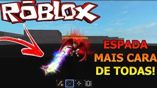 ROBLOX - A MELHOR ESPADA DO NINJA ASSASSIN RAINBOW PACK!