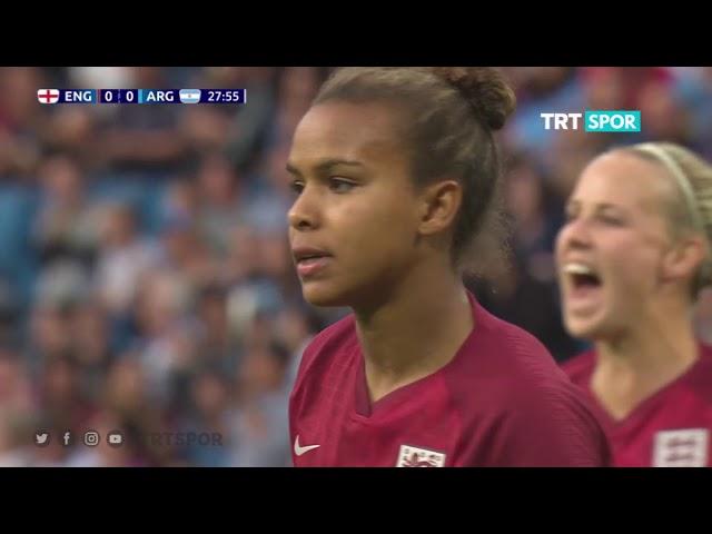 FIFA Kadınlar Dünya Kupası / İngiltere - Arjantin Özet
